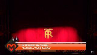 13/04/2017 IV Festival nacional 'Pasión a toda banda'