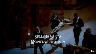 13/04/2019 Pregón Semana Santa Monteagudo 2019