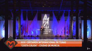 13/07/2018 XXXI Certamen Internacional de tunas Costa Cálida