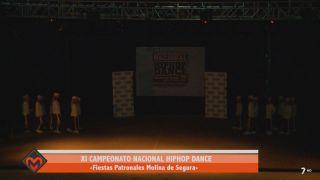 13/11/2018 XI Campeonato Nacional Hiphop dance