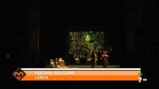 13/12/2016 Festival de folklore en Lorca