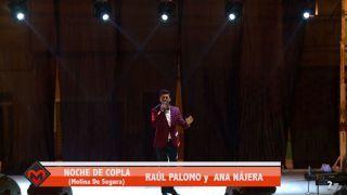 13/12/2018 Concierto Raúl Palomo y Ana Nájera