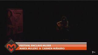 14/02/2019 María Mulero & Carmen Miñarro
