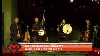14/07/2017 Milo Ke Mandarini Quartet