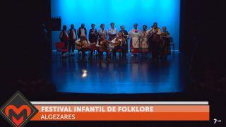 15/04/2019 Festival infantil de folclore de Algezares