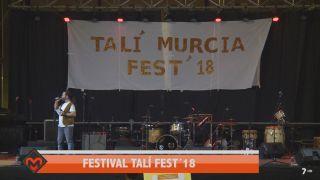15/08/2018 Talí Murcia Fest´ 2018