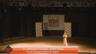 15/11/2018 XI Campeonato Nacional Hiphop dance II
