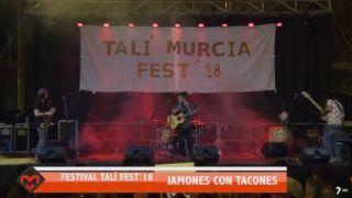 16/08/2018 Tali Murcia Festival
