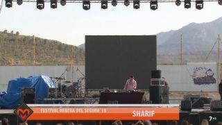 16/09/2018 Festival Ribera de Segura. Sharif