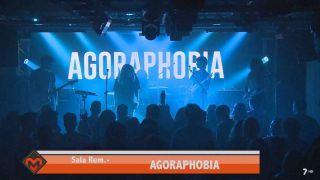 16/12/2018 Concierto de Agoraphobia