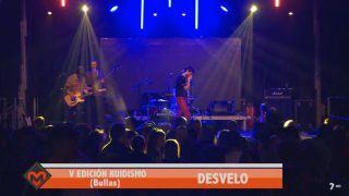 17/01/2019 Concierto Desvelo y Nadie Canta