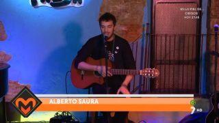 17/02/2016 Concierto de Alberto Saura y Ara Musa