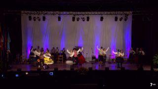 17/11/2017 XXXVIII Muestra nacional de folklore de Alhama