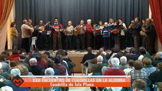 17/2/2017 Encuentro de cuadrillas en La Aljorra