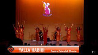 18/05/2017 Danza Oriental Murcia