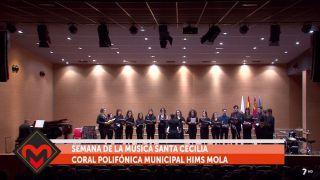18/07/2018 Coral polifónica municipal Hims Mola