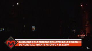 18/10/2018 Entrega de llaves de la Ciudad de Murcia
