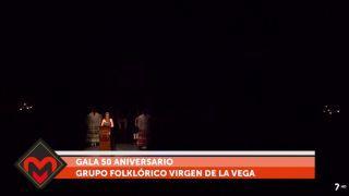18/11/2018 Gala 50 aniversario Grupo Folklórico Virgen de La Vega
