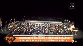 19/01/2017 Concierto solidario a beneficio de la casa de acogida de Murcia