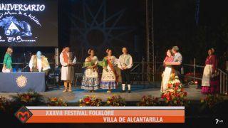 19/08/2018 Festival de folklore Villa de Alcantarilla