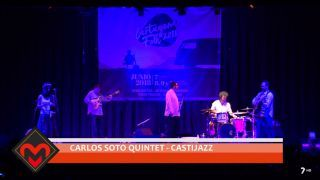 19/09/2018 Carlos Soto Quintet - Castijazz