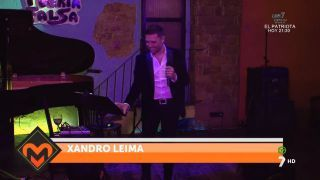 20/01/2016 Concierto Xandro Leima