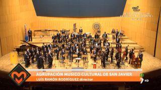 20/03/2016 Concierto Asociación Músico-Cultural de San Javier - Unión Musical Cartagonova