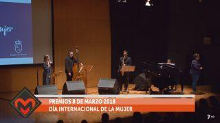 20/03/2018 Premios 8 de Marzo