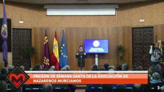 20/04/2019 Pregón de la Asociación de Nazarenos Murcianos