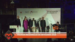 21/01/2019 Premios regionales de artesanía 2018