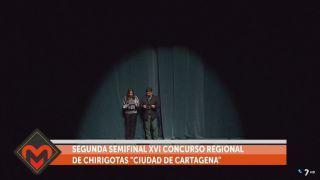 21/02/2018 XVI Concurso regional de chirigotas