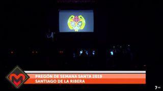 21/04/2019 Pregón Semana Santa Santiago de la Ribera