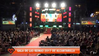 21/05/2017 Gala de las reinas 2017 de Alcantarilla