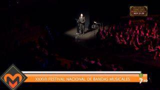 22/03/2016 XXXVII Festival nacional de bandas musicales