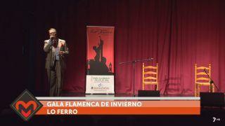 22/07/2018 Gala flamenca de invierno, Lo Ferro