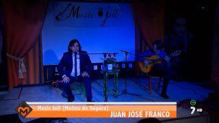 22/11/2016  Music Joll (Molina de Segura). Recital de Juan José Franco
