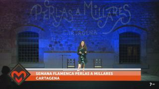 23/01/2019 Semana flamenca Perlas a Millares
