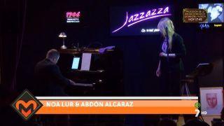 23/03/2016 Noa Lur y Abdón Alcaraz