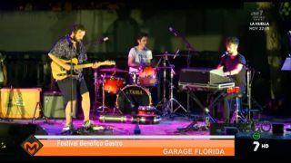 23/10/2016 Concierto de Garaje Florida y Amargo