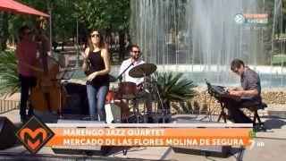 23/11/2016 Marengo Jazz Quartet