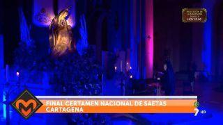 24/03/2016 Certamen Nacional de saetas de Cartagena