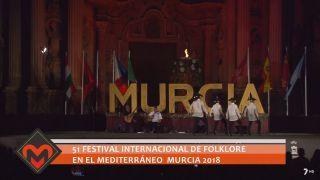 24/07/2018 51 Festival Internacional de Folklore en el Mediterráneo