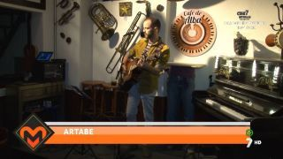 24/10/2016 Concierto de Artabe