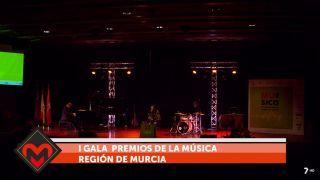 25/01/2018 Gala Premios de la Música Región de Murcia