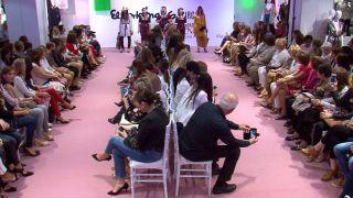 25/10/2017 Semana de la moda de mujer El Corte Inglés