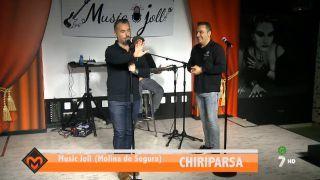25/11/2016 Concierto Chiriparsa