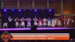 26/01/2019 Muestra Folklórica de Patiño