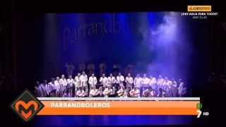 26/04/2016 Concierto de los Parrandboleros