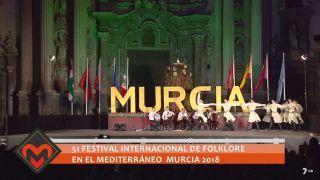 26/07/2018 51 Festival Internacional de Folklore en el Mediterráneo