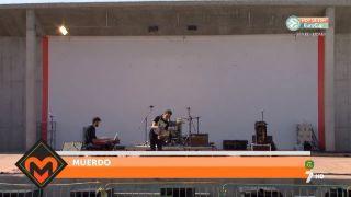 26/10/2016 Festival Vive Gracia: Muerdo y Claim